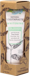 THE NATURAL FAMILY CO. Natural Toothpaste Whitening - Fluoride Free 100g