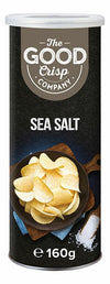 THE GOOD CRISP COMPANY Sea Salt 160g
