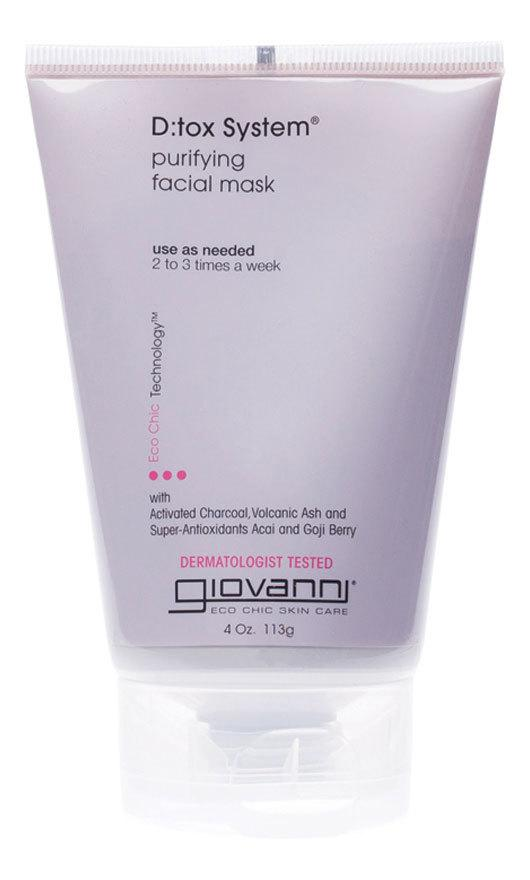 GIOVANNI Face Mask D:tox System 113g