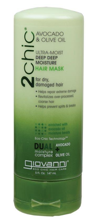 GIOVANNI Hair Mask - 2chic Ultra-Moist (Dry, Damaged Hair) 147ml