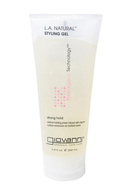 GIOVANNI Hair Styling Gel L.A. Natural 200ml