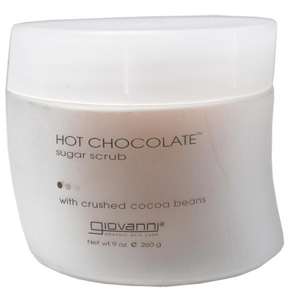 GIOVANNI Body Scrub Hot Chocolate Sugar Scrub 260g