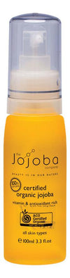 THE JOJOBA COMPANY 100% Natural Aust. Jojoba Oil 100ml