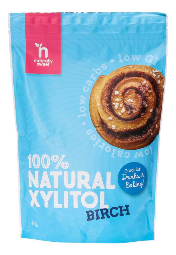 NATURALLY SWEET Birch Xylitol  1kg