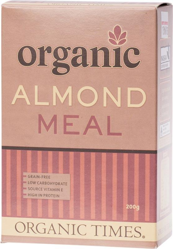 ORGANIC TIMES Almond Meal  200g