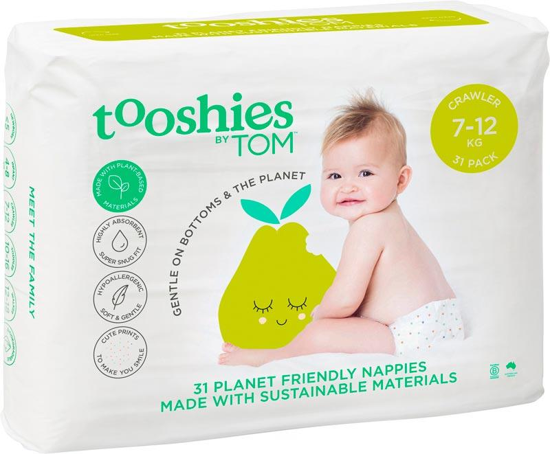 TOOSHIES BY TOM Nappies Crawler - 7-12kg 31