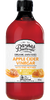 BARNES NATURALS Apple Cider Vinegar and Honey Contains The Mother 500ml