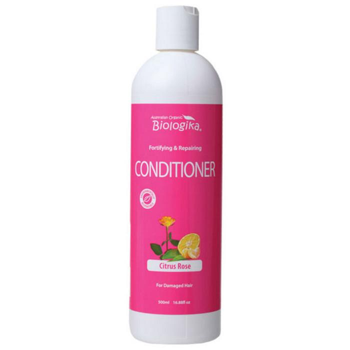 BIOLOGIKA Conditioner Citrus Rose (Damaged Hair) 500ml