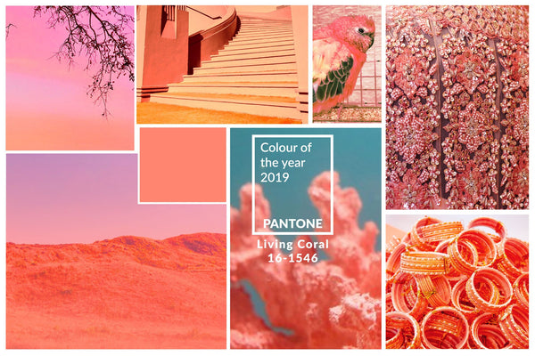 Pantone Paparazzi - The Living Coral-Koskii