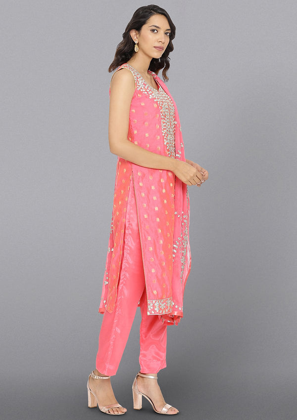 Koskii UNSTITCHED SALWAR SUITS