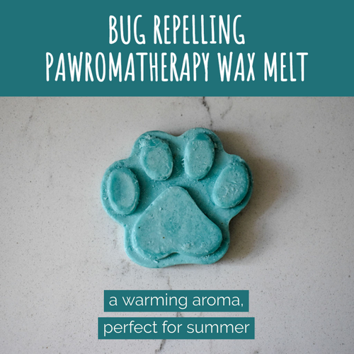 Pawromatherapy Wax Melt: Bug Repelling