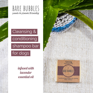Dog Shampoo Bar: Calming
