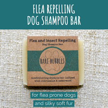 Load image into Gallery viewer, Dog Shampoo Bar: Flea Repelling