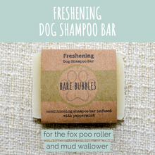 Load image into Gallery viewer, Dog Shampoo Bar: Freshening