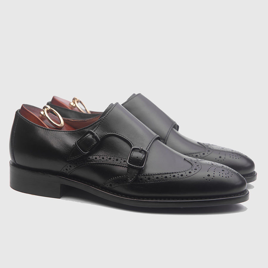 RAFAEL BLACK Goodyear Welted