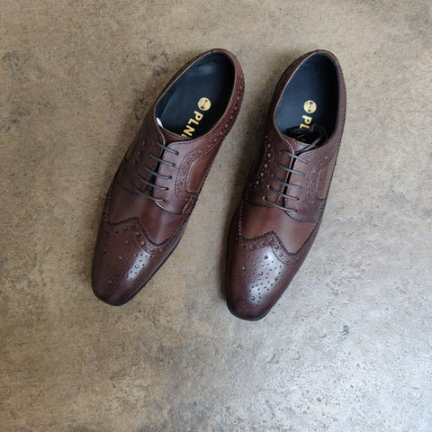 Harry Beau Brown Brogues