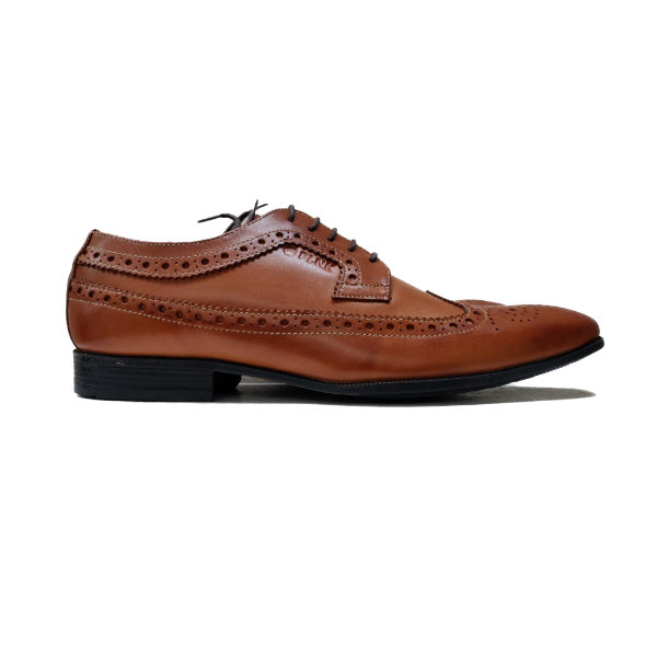 Harry Beau Tan Brogues