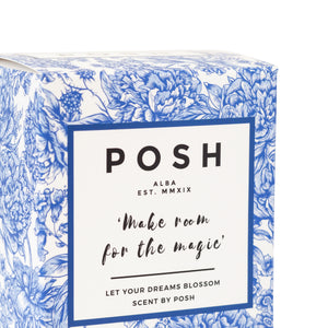 Let Your Dreams Blossom... POSH Candle