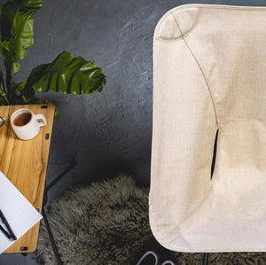 Silla Plegable Deco Home con Bolso | Chair One Matcha - monoccino