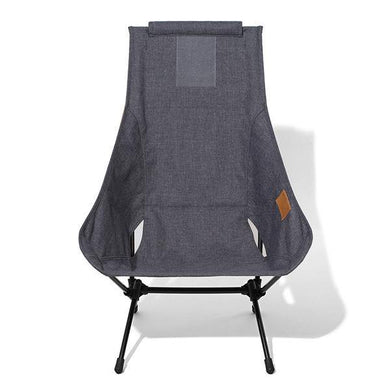 Silla Plegable Deco Home con Bolso | Chair Two Gris Acero - monoccino