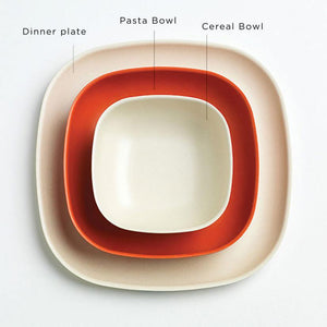 Gusto Cereal Bowl Gris-monoccino