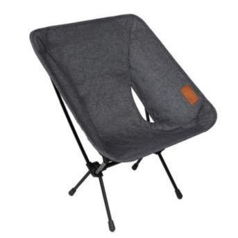 Silla Plegable Deco Home con Bolso | Chair One Gris Acero - monoccino