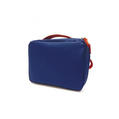 Carry-all bag de PET reciclado Azul-Lunch bag-monoccino