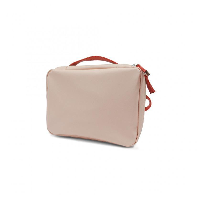 Carry-all bag de PET reciclado Blush/Terracota-Lunch bag-monoccino