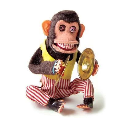 Funky Monkey with Cymbals