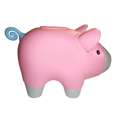 Pink Pig Money Bank
