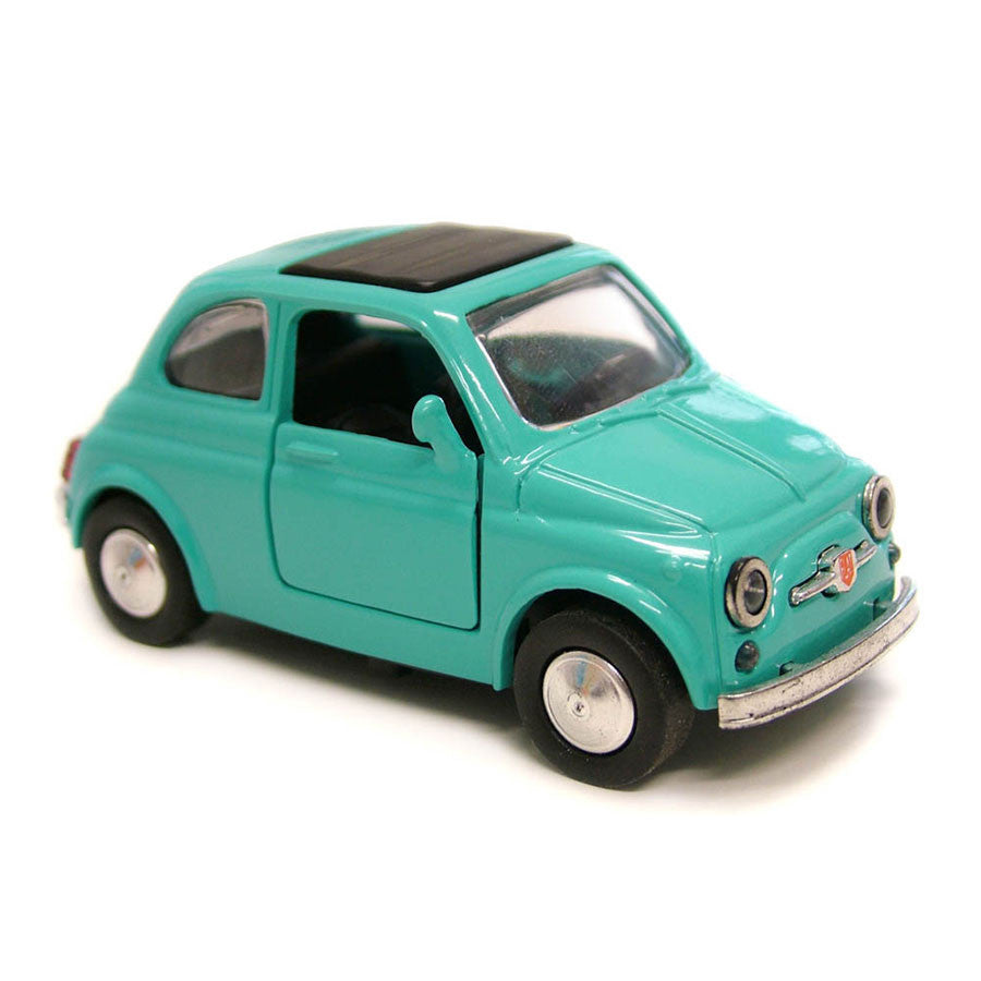 Blue Toy Car Sunrise Theme For Shopify