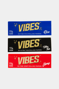 VIBES Rolling Papers - 1.25""