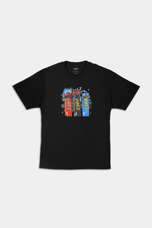 VIBES Three Is A Crowd Collection T-Shirt