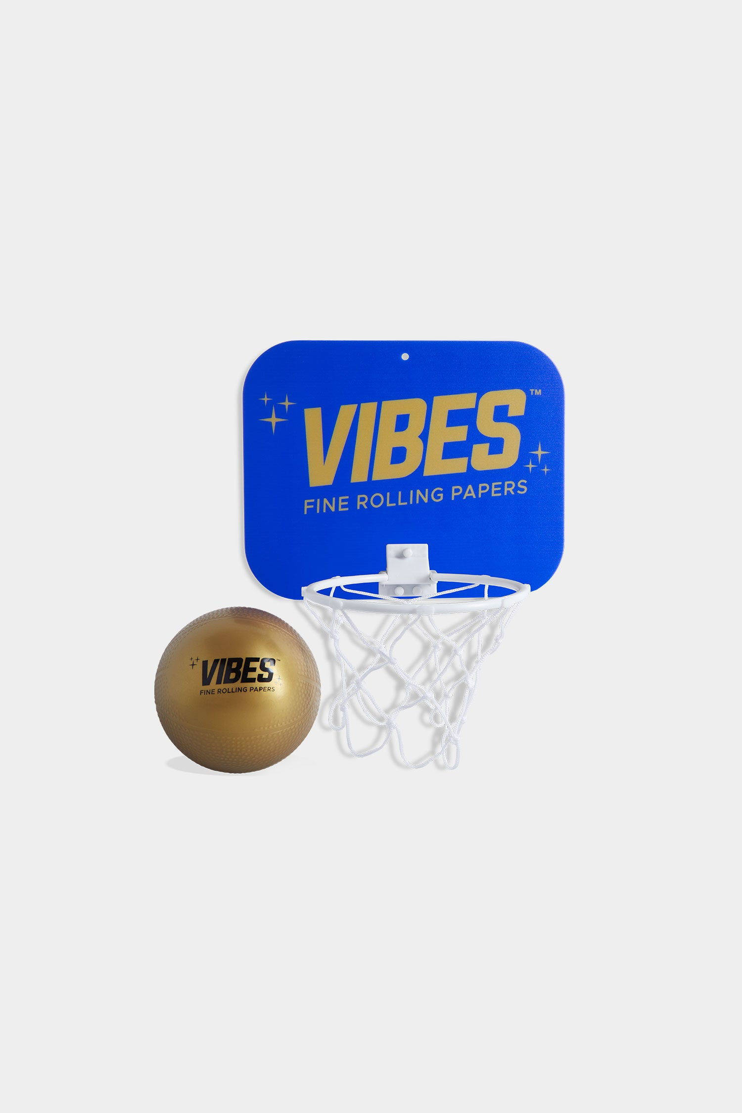 Vibes Mini Basketball & Hoop