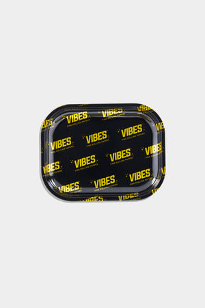 Vibes Signature Metal Rolling Tray