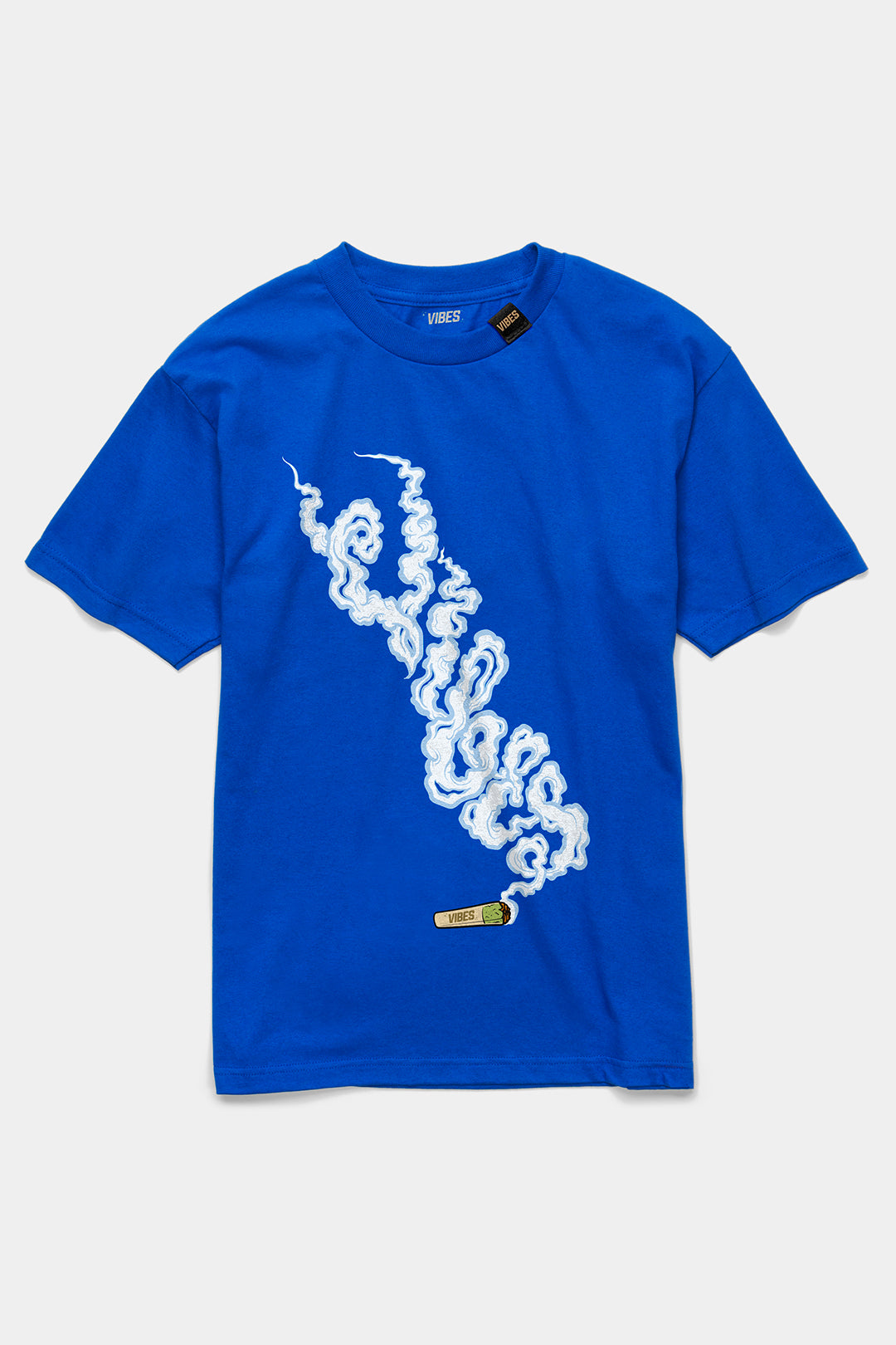 VIBES Joint Cloud Collection Blue T-Shirt