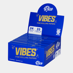 VIBES Papers Box - King Size Slim with Tips