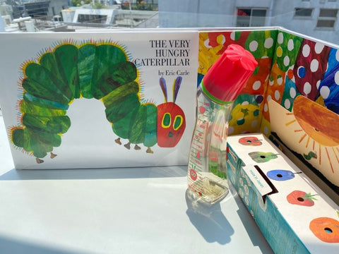Tribute to Eric Carle