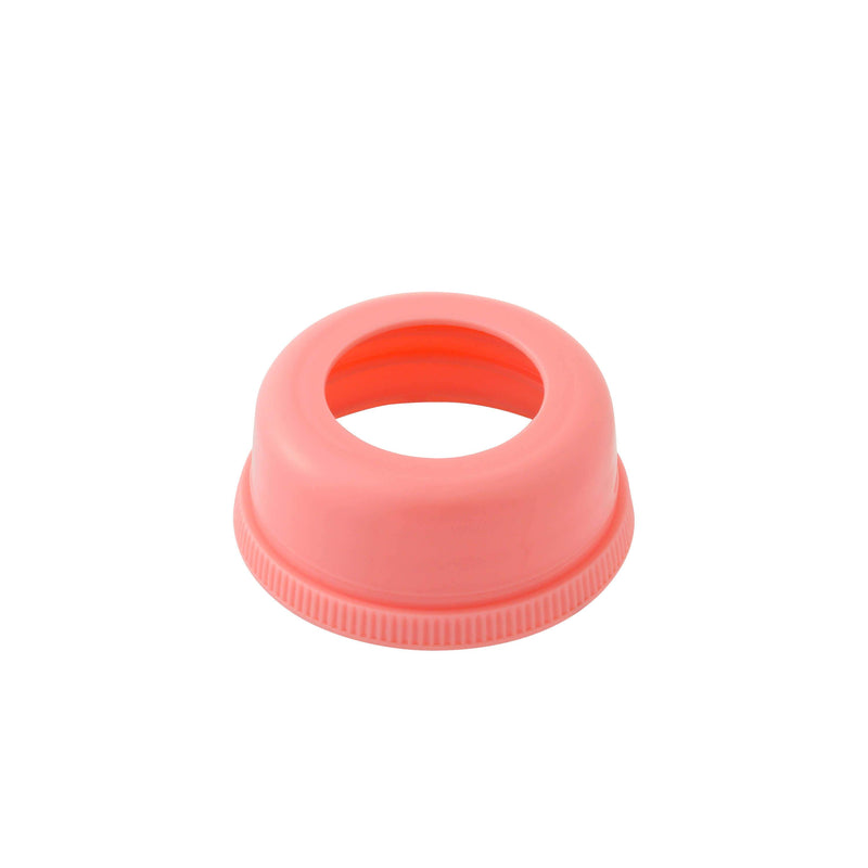 Bétta Replacement Ring & Cap BRAIN set (Ibis Pink / Yellow)
