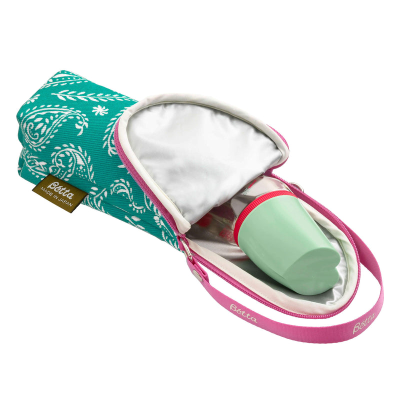 Doctor Bétta baby bottle Warmth Pouch (Summer Paisley Pink)
