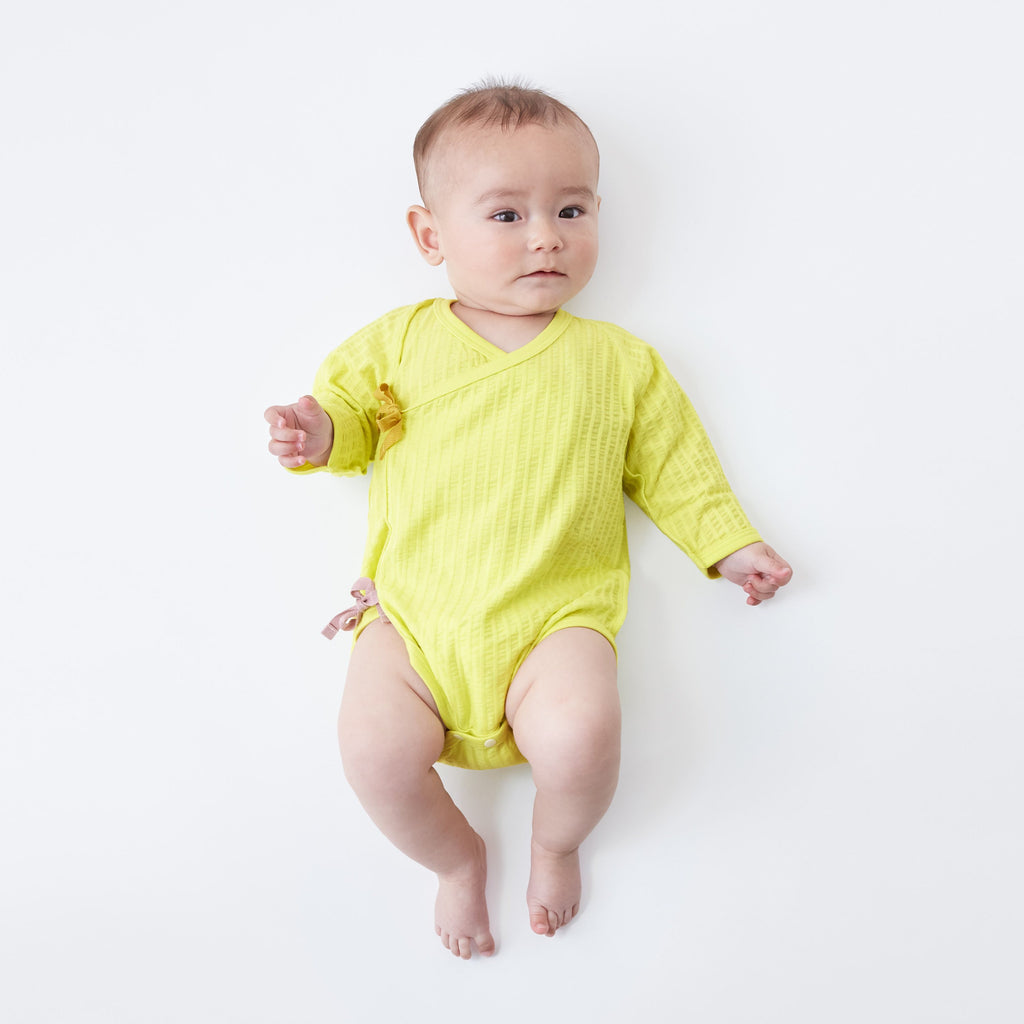 Bétta baby silk clothes Kinu no Ubugi - Rompers
