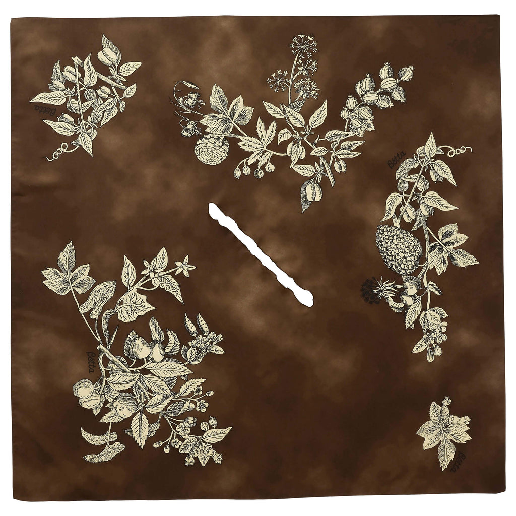 Bétta Nursing Scarf Harvest (Brown)