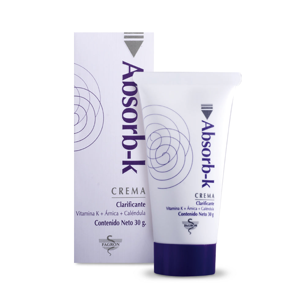 ABSORB – K RESOLUCIÓN DE HEMATOMAS