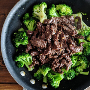Keto Recipes | Keto Beef And Broccoli