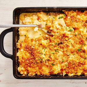 Keto Recipes | Cauliflower Mac n Cheese