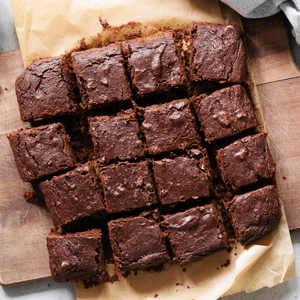 Keto Recipes | Fudgy Chocolate Brownies