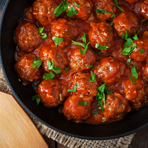 Keto Recipes | Italian Meatballs
