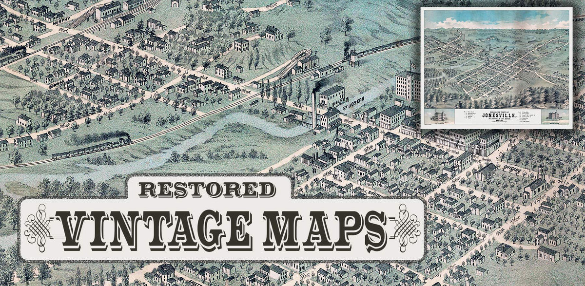 Historical Map Reproductions