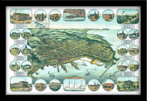Marquette, Michigan • 1886