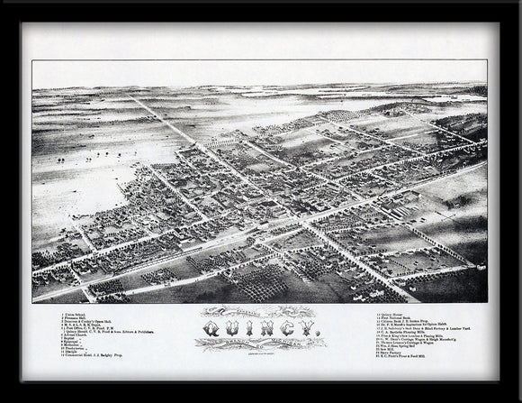 Quincy, Michigan • 1883